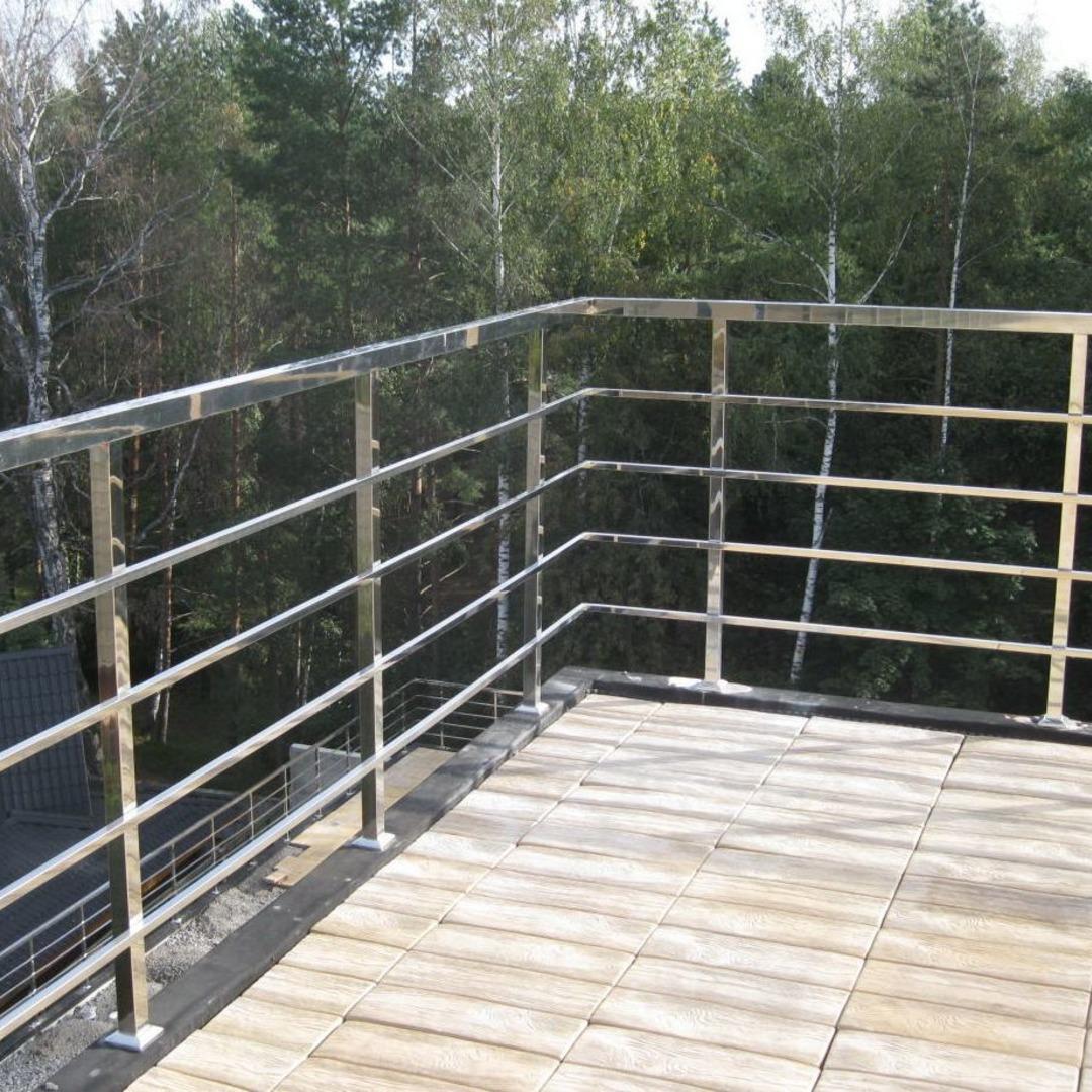 ограждения балконные вологда