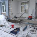 перила и ограждения из нержавеющей стали Вологда Ярославль