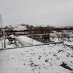Ограждения из нержавеющей стали балконов