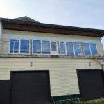 четыре леера перила балконные