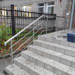 перила для лестниц наружных Череповец